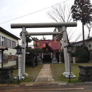 五ノ辻稲荷神社(新潟県上越市)