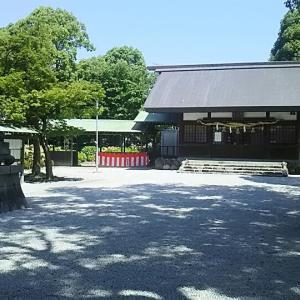 御裳神社(愛知県一宮市)
