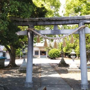 愛宕神社(静岡県榛原郡吉田町片岡)