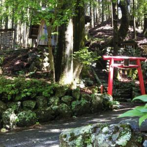 足神神社(浜松市天竜区)