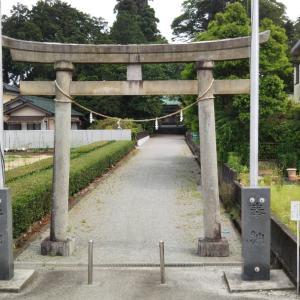 大坂浅間神社(静岡県御殿場市)