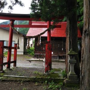 中綱水神社(長野県大町市)