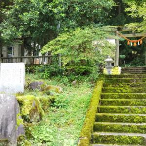 宇奈月神社(富山県黒部市)