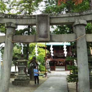 住吉神社(山梨県甲府市)