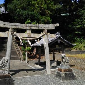 下水神社(静岡県御前崎市)