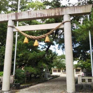 中山神明社(愛知県碧南市)