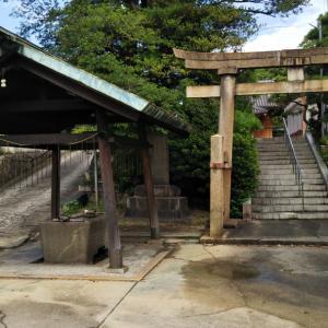 平坂熊野神社(愛知県西尾市)