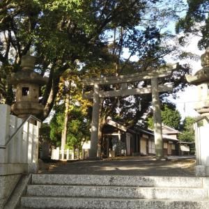 渡内八幡社(愛知県東海市)