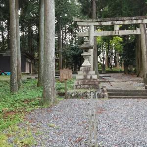 神明神社(岐阜県不破郡関ヶ原町)