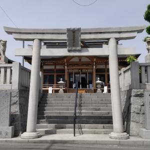 甲斐奈神社(山梨県甲府市)