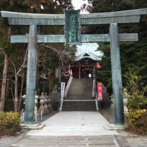 大頭龍神社(静岡県菊川市)