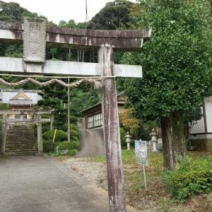 小坂神社(静岡県伊豆の国市)