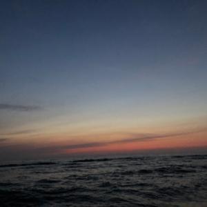 夕まずめサーフ