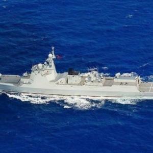 新型コロナのパンデミックのさなか中国海軍がグアムでレーザー照射