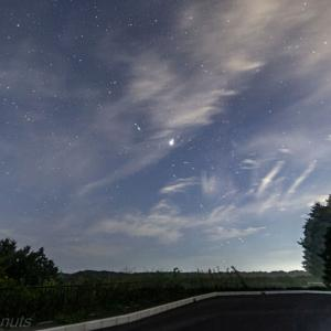 星を求めて☆彡星景写真4