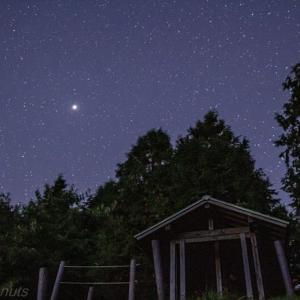 10月に星を撮りに鶴姫公園に行きました4