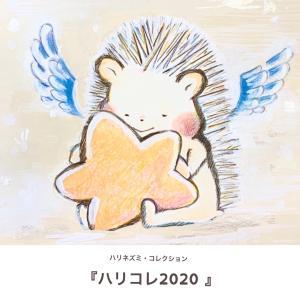 『ハリネズミコレクション2020』*グループ展参加*