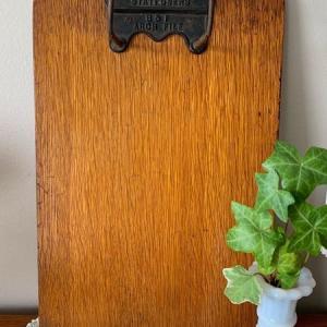 古いクリップボード
