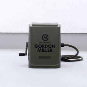 ゴードンミラーの20mホースリールはミリタリーカラーが魅力で使い勝手もいい!【レビュー】