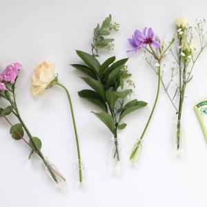 楽天市場の買い回りにおすすめな1100円!ポストに投函される6本以上のお花のセットがおすすめ【レビュー】