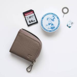 【レビュー】GRAMASのシュランケンカーフを使ったミニマルコインケースMe-poが届きました!内ポケットがあって便利