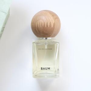 【レビュー】BAUM(バウム)の香水はカリモクとコラボした木のフタがいい!森林の香りにも癒やされます
