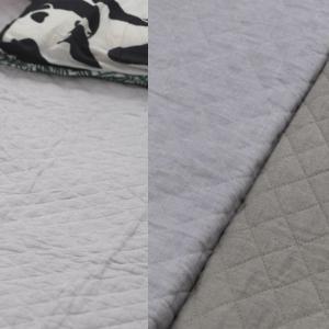 表裏中綿に麻を使って贅沢!西川リビング 麻敷きパッドが涼しくてリピート購入しました【レビュー】