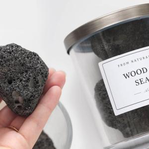 1500円で買える!ニトリ 溶岩石 ストーンディフューザー ロレでアロマオイルの香りを楽しんでいます【レビュー】