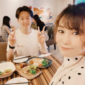 新宿でリーズナブルなハワイ料理ランチ〜♪