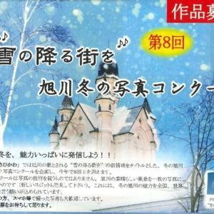 """第8回""""雪の降る街を""""旭川冬の写"""