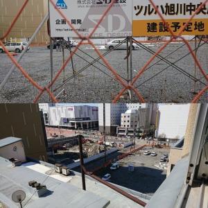 旧西武旭川A館跡に17階建てビルいよいよ建設へ