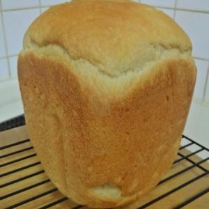 とかち野天然酵母で食パンを焼いてみた