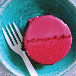 スタバ ルビーチョコレートケーキ