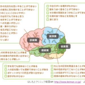 認知機能障害とうつ・疲れの相関関係