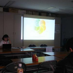 就労問題学習会とグランキューブ大阪(大阪国際会議場)