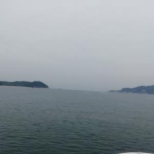 笠岡沖でマッタリと…