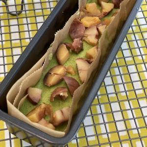 桜餅&抹茶と栗の浮島 レッスンレポ2