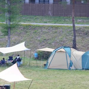 《キャンプレポート》自然あふれる鹿角平観光牧場キャンプ場でのんびりキャンプ