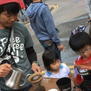まさ君が香港にやって来た!フリーコーヒーの旅 in 香港