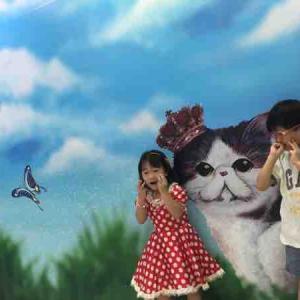 荃灣に発見!子どもが喜ぶショッピングモール。と、恐竜体験館