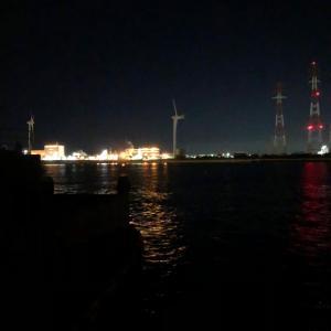 鹿島港、アンモニア岸壁タモ使いました。