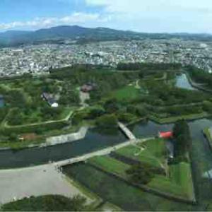 函館は綺麗