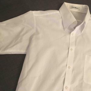 ミニマリスト、半袖シャツはいらない。長袖でまかなえばいい。