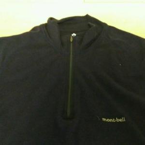 モンベルで手放したもの。スーパーメリノウールシャツ(L.W.&M.W)