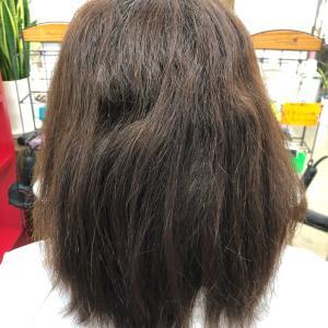 縮毛矯正とカラーは一緒にできます!