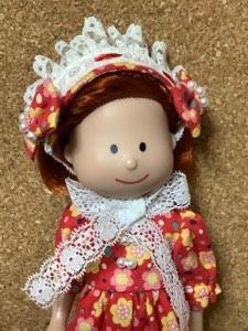 マドレーヌちゃんのヘッドドレス