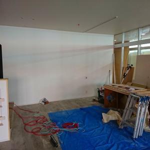 設計事務所移転後の内装