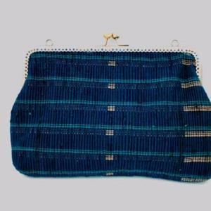 西尾市の青山さんの織物作品