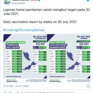 医療崩壊  (overwhelmed、 ワクチン接種完了者もデルタ株運搬役に )