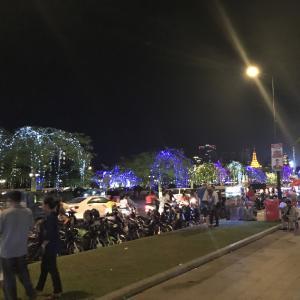 Water Festival 期間中の、交通規制のエリア公開